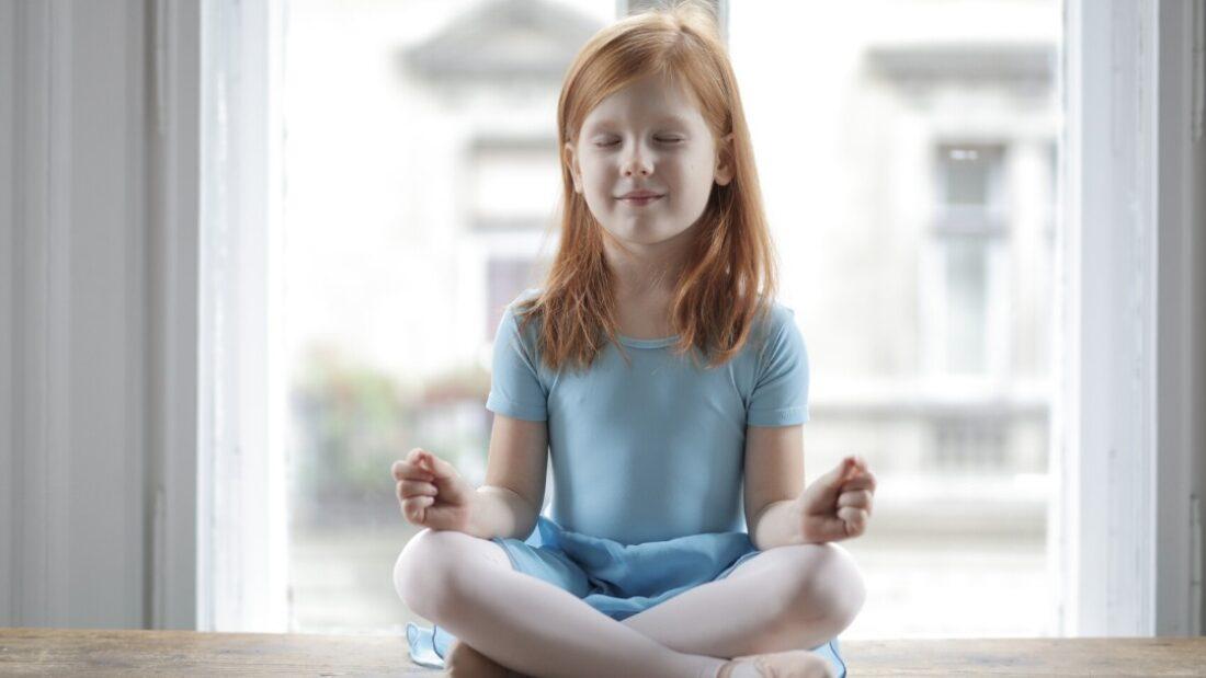 come alleviare l'ansia nei bambini